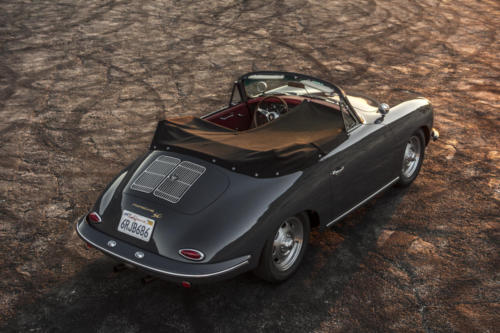 1964 356C Cabriolet Emory Outlaw